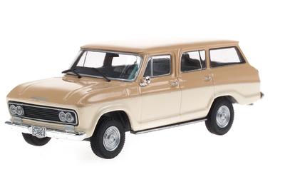 Chevrolet Veraneio (1965) White Box 1:43