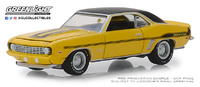 Chevrolet Yenko Camaro Amarillo Daytona (1969) Greenlight 1/64