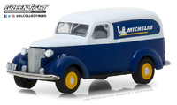 Chevrolet furgoneta Michelin (1939) Greenlight 1/64