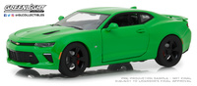 Chevy Camaro SS (2017) Greenlight 1/24