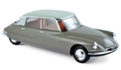 Citroën DS 19 (1956) Norev 1:18