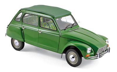Citroën Dyane 6 (1975) Norev 1:18