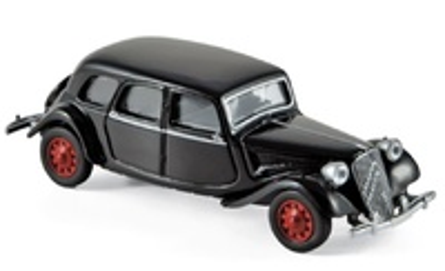 Citroen 15-SIX (1939) Norev 1/64 (1/56)