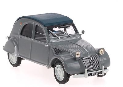 Citroen 2CV (1957) RBA Entrega 04 1:43