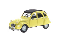 Citroen 2CV (1980) Atlas 1:43 (descatalogado)