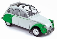 "Citroen 2CV ""Dolly"" (1985) Norev 1/18"