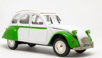 Citroen 2CV Dolly (1985) Norev-Hachette 1/43