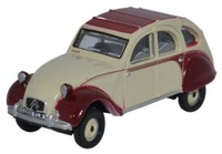 Citroen 2CV Dolly (1985) Oxford 1/76
