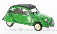Citroen 2CV I fly bleifrei (1986) White Box 1/43