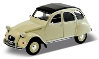 Citroen 2CV6 (1982) Welly 1:24