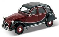 Citroen 2CV6 Charleston (1982) Welly 1:24