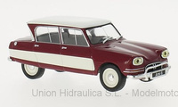Citroen AMI 6 (1961) White Box 1/43