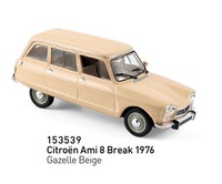 Citroen Ami 8 Break (1976)  Norev 1:43
