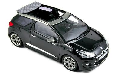 Citroen DS3 Cabrio (2013) 1:18