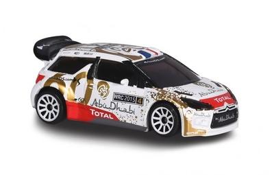 Citroen DS3 WRC nº 4 Sebastian Loeb (2015) Majorette 1/64