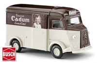 "Citroen H ""Cadum"" Bush 1/87"