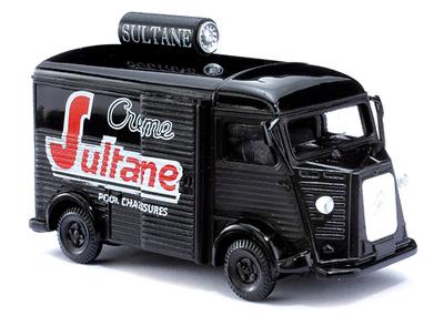 "Citroen H ""Sultane"" Busch 1/87"