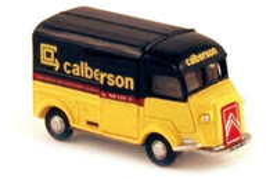 "Citroen HY ""Calberson"" Norev 1/87"