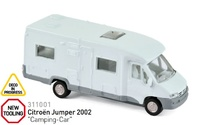 "Citroen Jumper ""Camping Car"" (2002) Norev 1/64"
