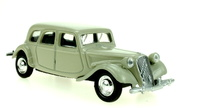 Citroen Traction 15 Six (1938) Norev 1/64 (1/56)