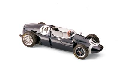 "Cooper T51 ""1º GP. Italia"" nº 14 Stirling Moss (1959) Brumm 1/43"