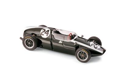 """Cooper T51 """"1º GP. Mónaco"""" nº 24 Jack Brabham (1959) Brumm 1/43"""
