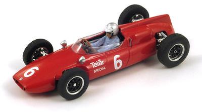 """Cooper T53 """"GP USA"""" nº 6 Roger Penske (1961) Spark 1/43"""
