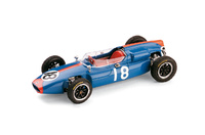 "Cooper T53 ""GP. Alemania"" nº 18 John Surtees (1961) Brumm 1/43"