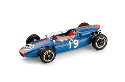 """Cooper T53 """"GP. Alemania"""" nº 19 Roy Salvadori (1961) Brumm 1/43"""