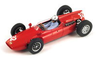 "Cooper T53 ""GP. Alemania"" nº 32 Lorenzo Bandini (1961) Spark 1/43"