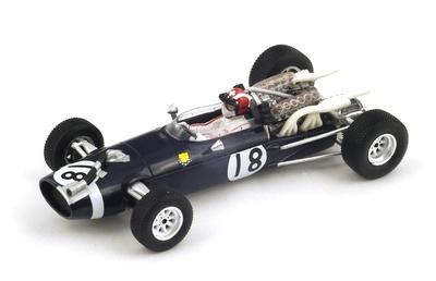 """Cooper T81 """"4º GP. Francia"""" nº 18 Jo Siffert (1967) Spark 1:43"""