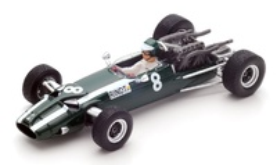 """Cooper T81 """"GP. Alemania"""" nº 8 Jochen Rindt (1966) Spark 1:43"""