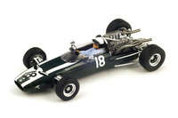 "Cooper T81 ""GP. Bélgica"" nº 18 Richie Ginther (1966) Spark S3518 1:43"