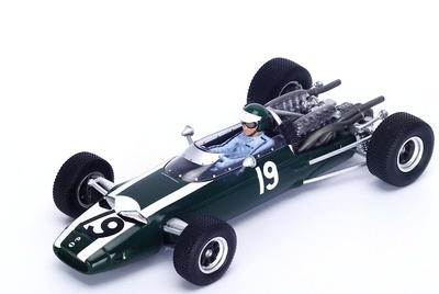 "Cooper T81 ""GP. Bélgica"" nº 19 Jochen Rindt (1966) Spark 1:43"