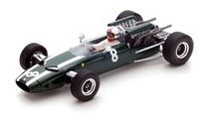 "Cooper T81 ""GP. Francia"" nº 8 Chris Amon (1966) Spark 1:43"