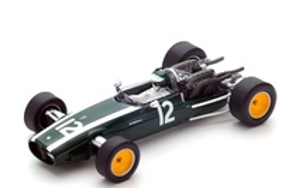 "Cooper T81B ""GP. Holanda"" nº 12 Jochen Rindt (1967) Spark 1:43"