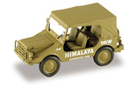 "DKW Munga 4 ""Himalaya Expedition"" (1956) Starline 1/43"