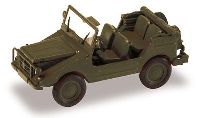 """DKW Munga 4 """"NATO"""" (1956) Starline 1/43"""