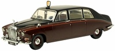 "Daimler DS420 ""Vehiculo de la Reina Madre"" (1970) Oxford 1/43"