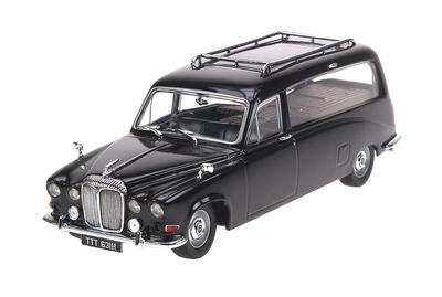 """Daimler DS420 """"Versión Fúnebre"""" Oxford 1/43"""