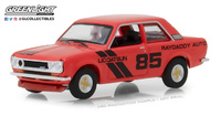 Datsun 510 nº 85 Raydaddy (1971) Greenlight 1/64