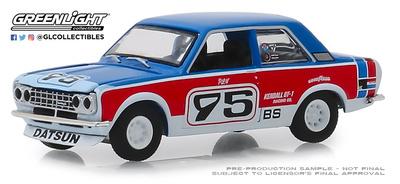 Datsun 510 nº 95 Paul Newman (1973) Tokyo Torque Greenlight 1/64