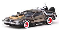 "De Lorean DMC 12 ""Regreso al futuro 3"" Vitesse 1/43"