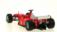 "Diorama Ferrari F1-2000 ""1º GP. Indianapolis"" nº 3 Michael Schumacher con figuras (2000) Microworld 1:43"
