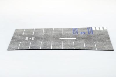 Diorama de Parking Tipo A TSM 1/64