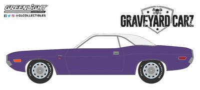 Dodge Challenger R/T Graveyard Carz (1970) Greenlight 44820F 1/64