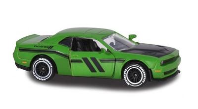 Dodge Challenger SRT Hellcat (2015) Majorette 1/64