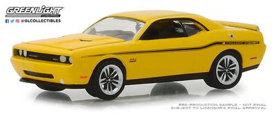 "Dodge Challenger ""Yellow Jacket"" (2012) Greenlight 1/64"