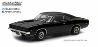 "Dodge Charger ""Bullitt"" (1968) Greenlight 1/43"