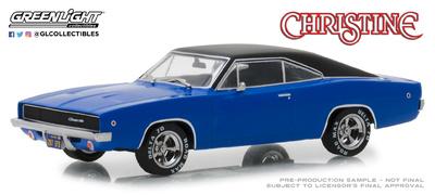 """Dodge Charger - Dennis Guilder's """"Christine"""" (1968) Greenlight 1/43"""